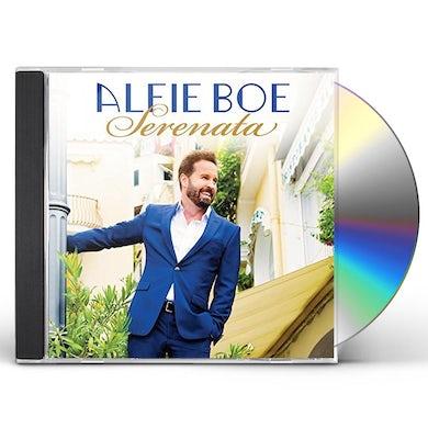 Alfie Boe SERENATA CD