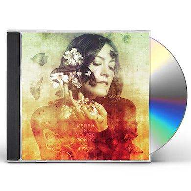 Keren Ann YOU'RE GONNA GET LOVE CD