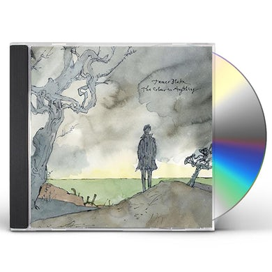 James Blake COLOUR IN ANYTHING CD