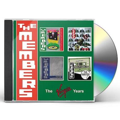 MEMBERS VIRGIN YEARS CD