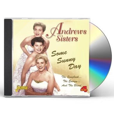 Andrews Sisters SOME SUNNY DAY CD