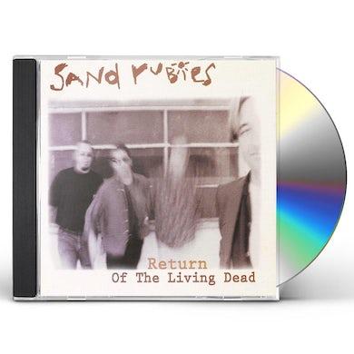 Sand Rubies RETURN OF THE LIVING DEAD CD