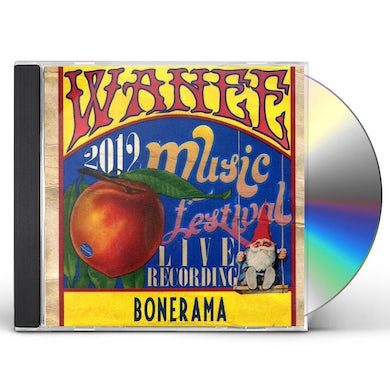 Bonerama LIVE AT WANEE FESTIVAL 2012 CD