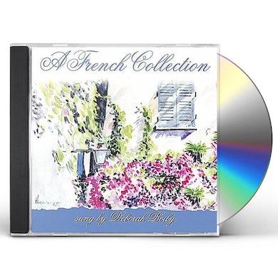Deborah Boily FRENCH COLLECTION CD