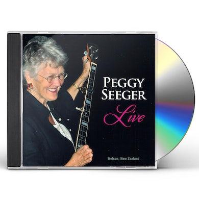 Peggy Seeger LIVE CD