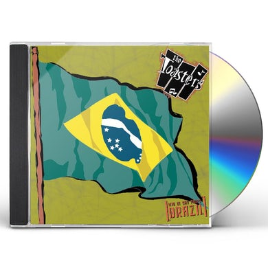 The Toasters LIVE IN SAO PAULO BRAZIL 1998 CD