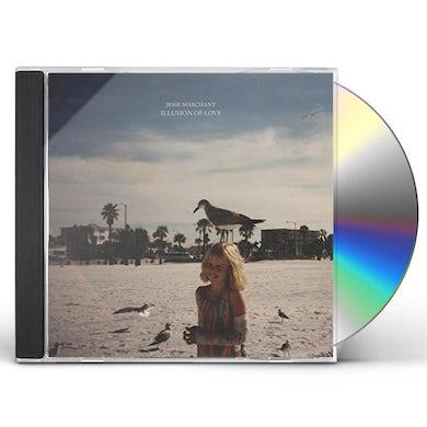 Jesse Marchant ILLUSION OF LOVE CD