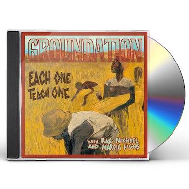 Groundation EACH ONE TEACH ONE CD