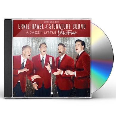 Ernie Haase & Signature Sound JAZZY LITTLE CHRISTMAS CD
