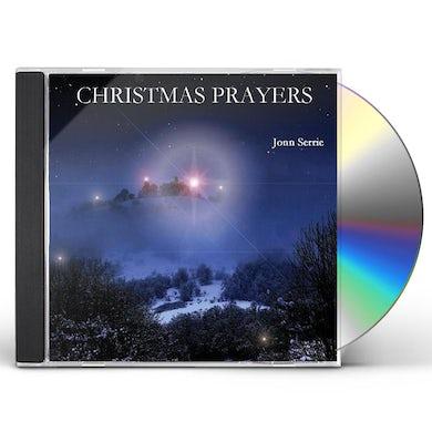 Jonn Serrie CHRISTMAS PRAYERS CD