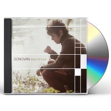 Donovan BEST OF LIVE CD