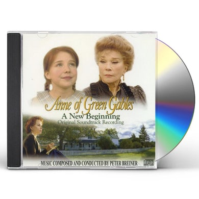 Peter Breiner ANNE OF GREEN GABLES: NEW BEGINNING / Original Soundtrack CD