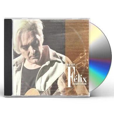 Daniel lavoie MOI MON FELIX CD