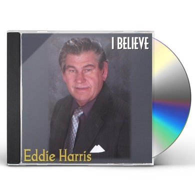 Eddie Harris I BELIEVE CD
