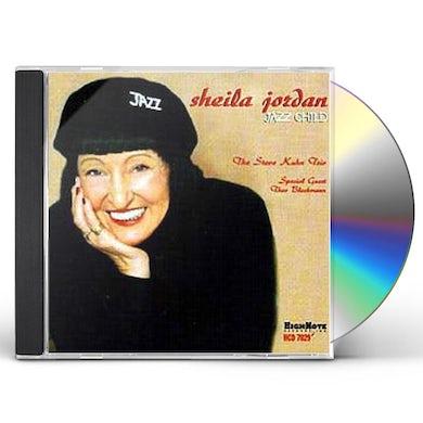 Sheila Jordan JAZZ CHILD CD