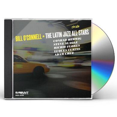 Bill O'Connell ZOCALO CD