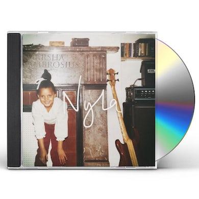 Marsha Ambrosius NYLA CD
