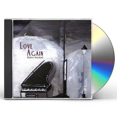 Robin Hackett LOVE AGAIN CD