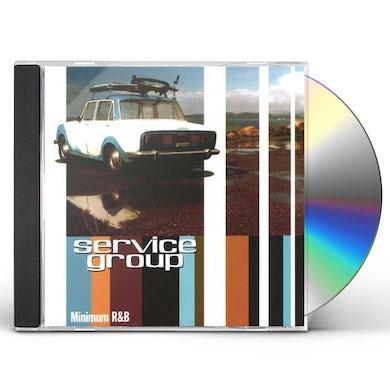 Service Group MINIMUM R & B CD