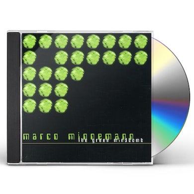 Marco Minnemann GREEN MINDBOMB CD