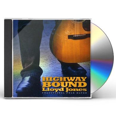 Lloyd Jones HIGHWAY BOUND CD