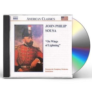 John Philip Sousa ON WINGS OF LIGHTNING CD