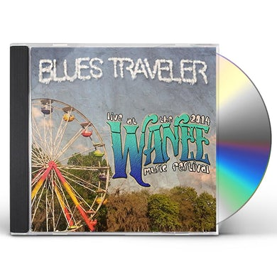 Blues Traveler LIVE AT WANEE 2014 CD