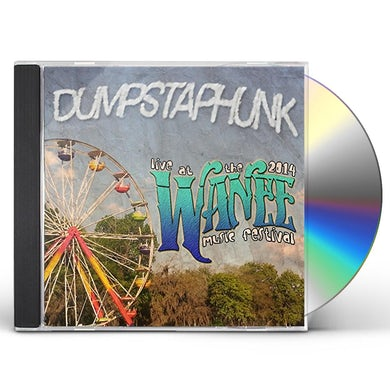 Dumpstaphunk COVERS LED ZEPPELIN LIVE AT WANEE 2014 CD