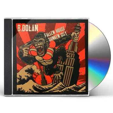 B. Dolan FALLEN HOUSE SUNKEN CITY CD