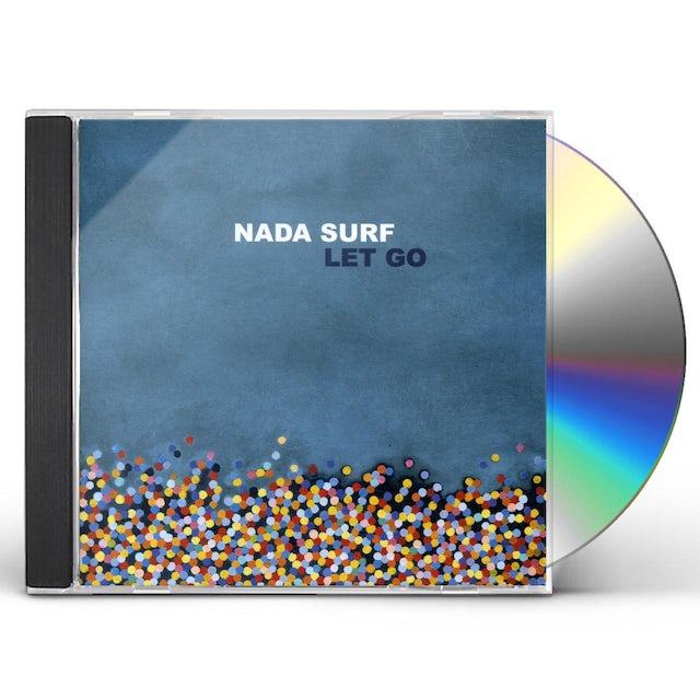 Nada Surf LET GO CD