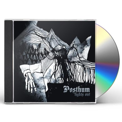 POSTHUM LIGHTS OUT CD