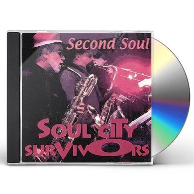 Soul City Survivors SECOND SOUL CD
