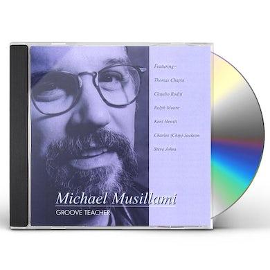 Michael Musillami GROOVE TEACHER CD