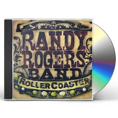 Randy Rogers ROLLERCOASTER CD