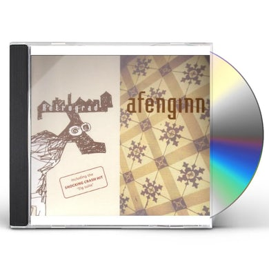 Afenginn RETROGRAD CD