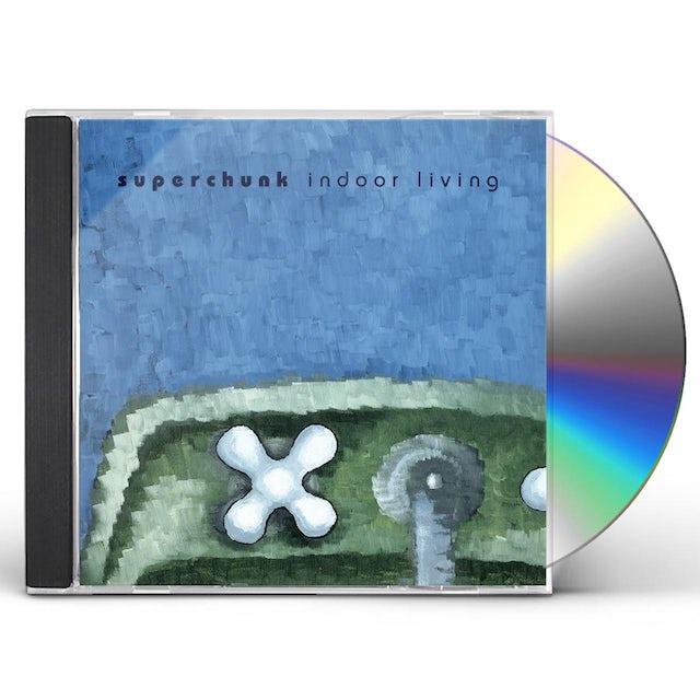 Superchunk INDOOR LIVING (REISSUE) CD
