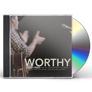 Scott Reed WORTHY (LIVE) CD