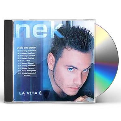 Nek LA VITA E CD
