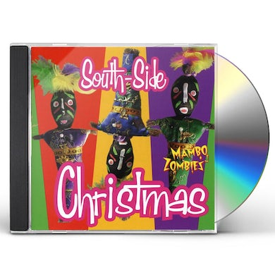 Mambo Zombies SOUTH SIDE CHRISTMAS CD