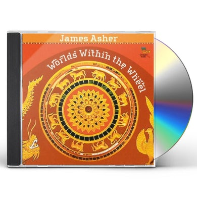 James Asher WORLDS WITHIN THE WHEEL CD