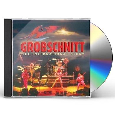 Grobschnitt INTERNATIONAL STORY CD