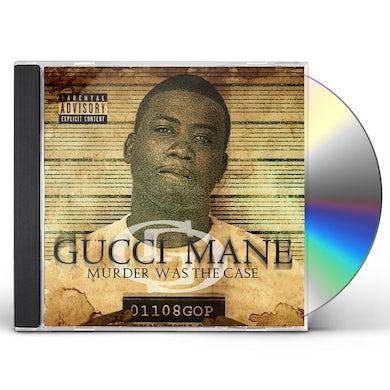 Gucci Mane MURDER WAS THE CASE CD