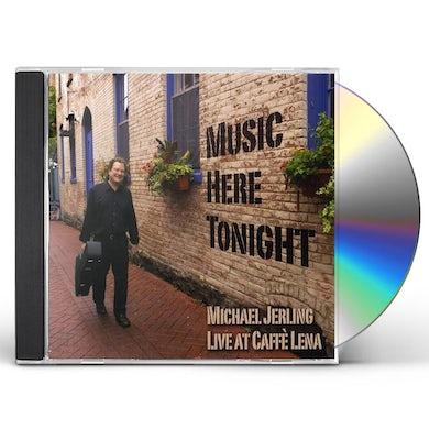 MUSIC HERE TONIGHT CD