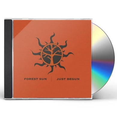 Forest Sun JUST BEGUN CD