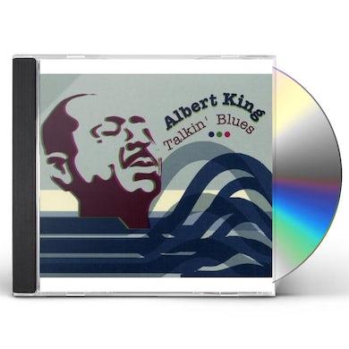Albert King TALKIN BLUES CD