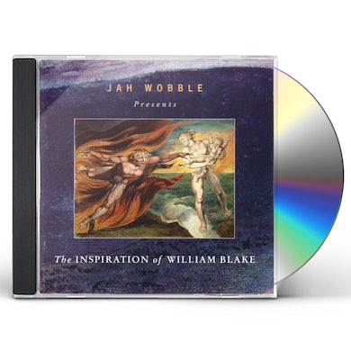 Jah Wobble INSPIRATION OF WILLIAM BLAKE CD