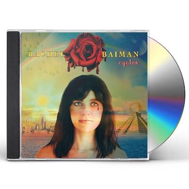 Rachel Baiman Cycles CD