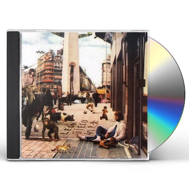 Leon Gieco 4TH LP: REMASTERED CD