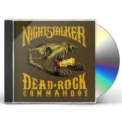 Nightstalker DEAD ROCK COMMANDOS CD