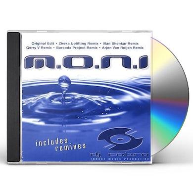 DJ Cobra M.O.N.I. CD